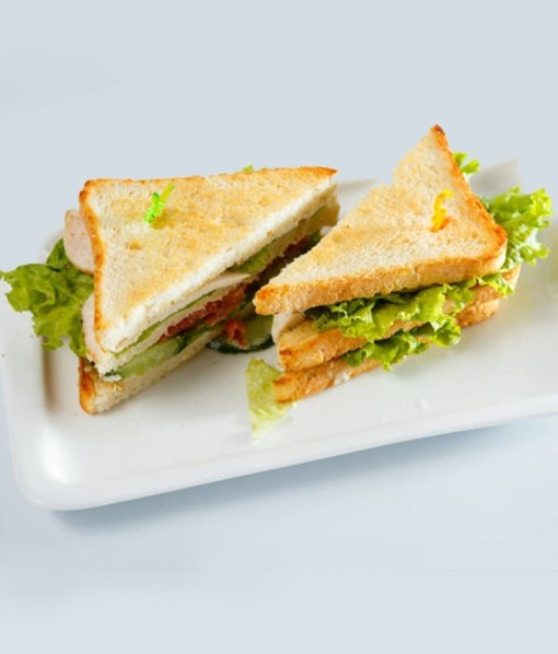 Сандвич с курицей